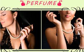 Saiba lugares certos para aplicar o perfume