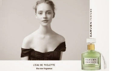 Perfume Carven L eau Eau de Toilette - Perfume Feminino