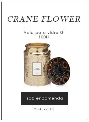 [Crane Flower - Vela Pote]