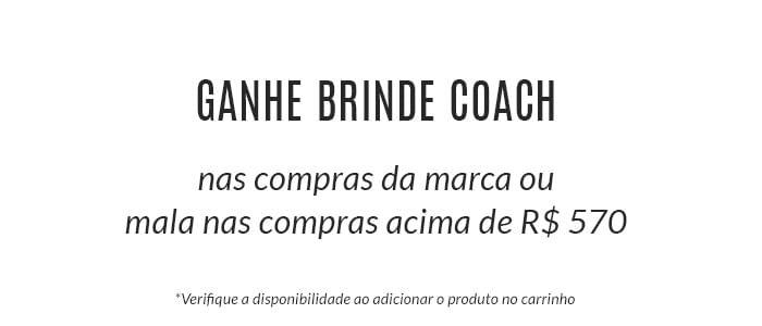 Ganhe Brinde Coach