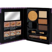Kit-Maquiagem-Set-Make-Up-Golden-Touch