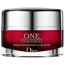 Mascara-Facial-Dior-One-Essential-Masque-Regenerant-Ultra-Detox