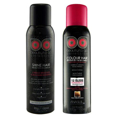 Shine-Hair-150ml---Colour-Hair-Anasuil---Loiros-150ml