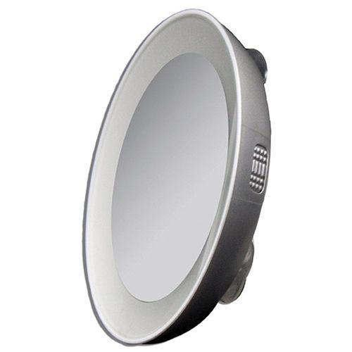 Espelho com Luz Tweezerman 15X 1 Unid.