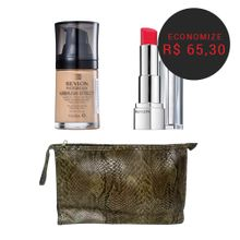 Batom-Revlon-Ultra-HD-Gladiolus-Base-Revlon-Photoready-Airbrush-Medium-Beige-Necessaire-Grande-Pash