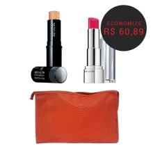 Batom-Artdeco-High-Performance-Red-Fire-Base-Revlon-Photoready-Insta-Fix-Nude-Necessaire-Pash