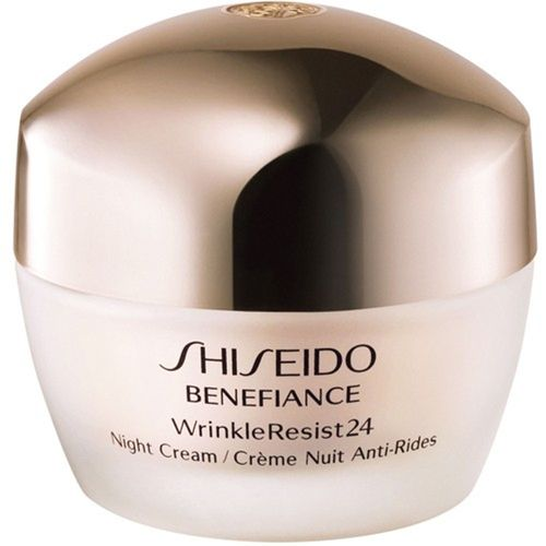 Antienvelhecimento-Shiseido-Benefiance-WrinkleResist24-Night-Cream