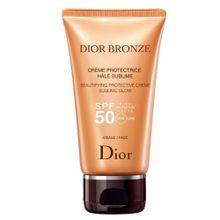 Protetor-Solar-Facial-Dior-Bronze-Creme-Protectrice-SPF-50-50-ml