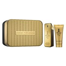 Kit-1-Million-Eau-de-Toilette-Masculino---EDT-100-ml---Shower-Gel-100-ml