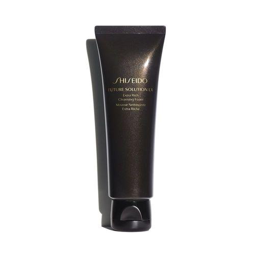 Espuma-de-Limpeza-Facial-Extra-Rica-Shiseido-Future-Solution-LX-125-ml