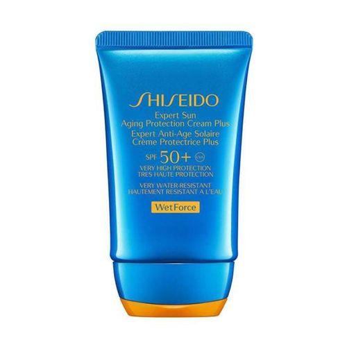 Creme-de-Protecao-Solar-Shiseido-Antienvelhecimento-Plus-FPS-50