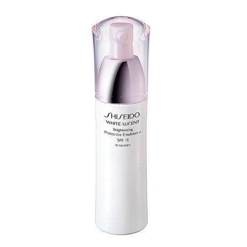 Emulsao-Protetora-Shiseido-White-Lucent-FPS-15