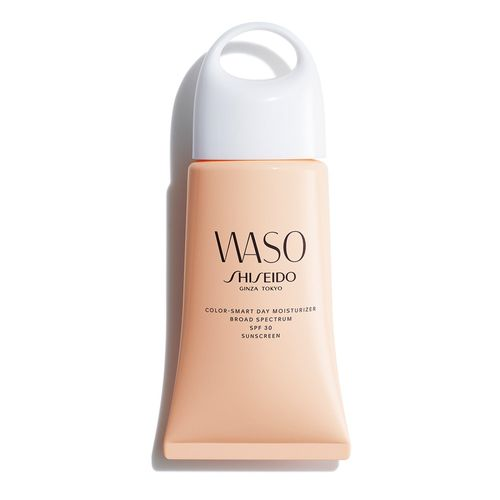 Hidratante-Shiseido-com-Cor-WASO-Color-Smart-Day-Moisturizer-SPF-30-50-ml