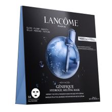 Kit-Mascara-de-Luminosidade-Lancome-Advanced-Genifique-HydroGel-Melting-Mask