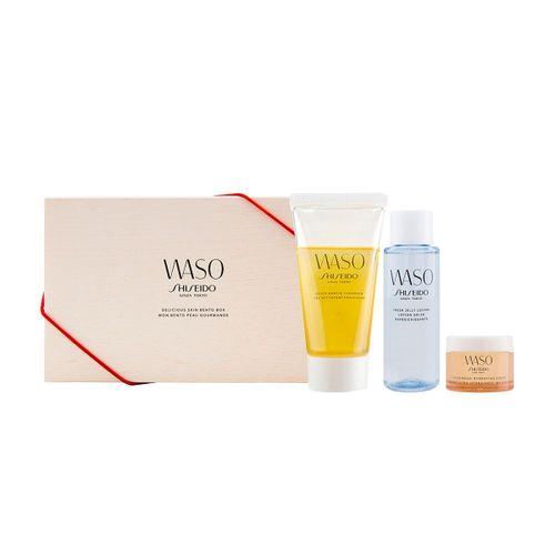 Kit-Shiseido-WASO-Delicious-Skin-Bento-Box-Set