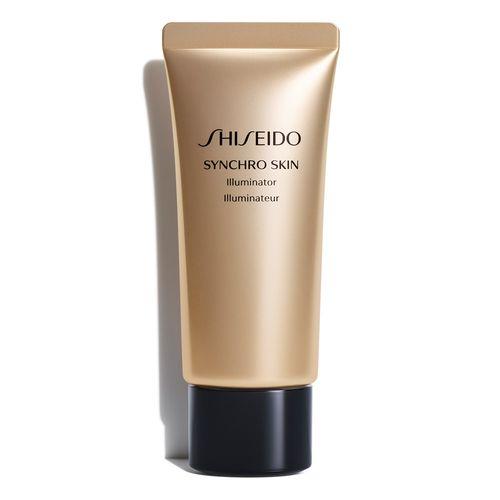 Iluminador-Facial-em-Gel-Shiseido-Synchro-Skin---Pure-Gold---40-ml