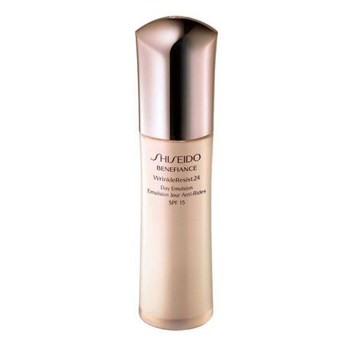 Anti-envelhecimento-Shiseido-Benefiance-WrinkleResist24-Day-Emulsion-SPF-15---75-ml
