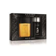 Kit-Azzaro-Pour-Homme-Eau-de-Toilette-Masculino---EDT-100-ml-Deodorant-Spray-150-ml-3351500009121