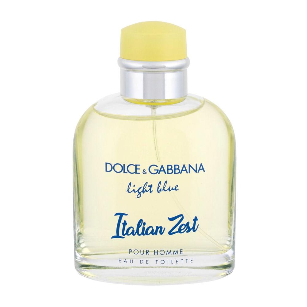 Light Blue Italian Zest Eau de Toilette Masculino - ShopLuxo bd0601829a
