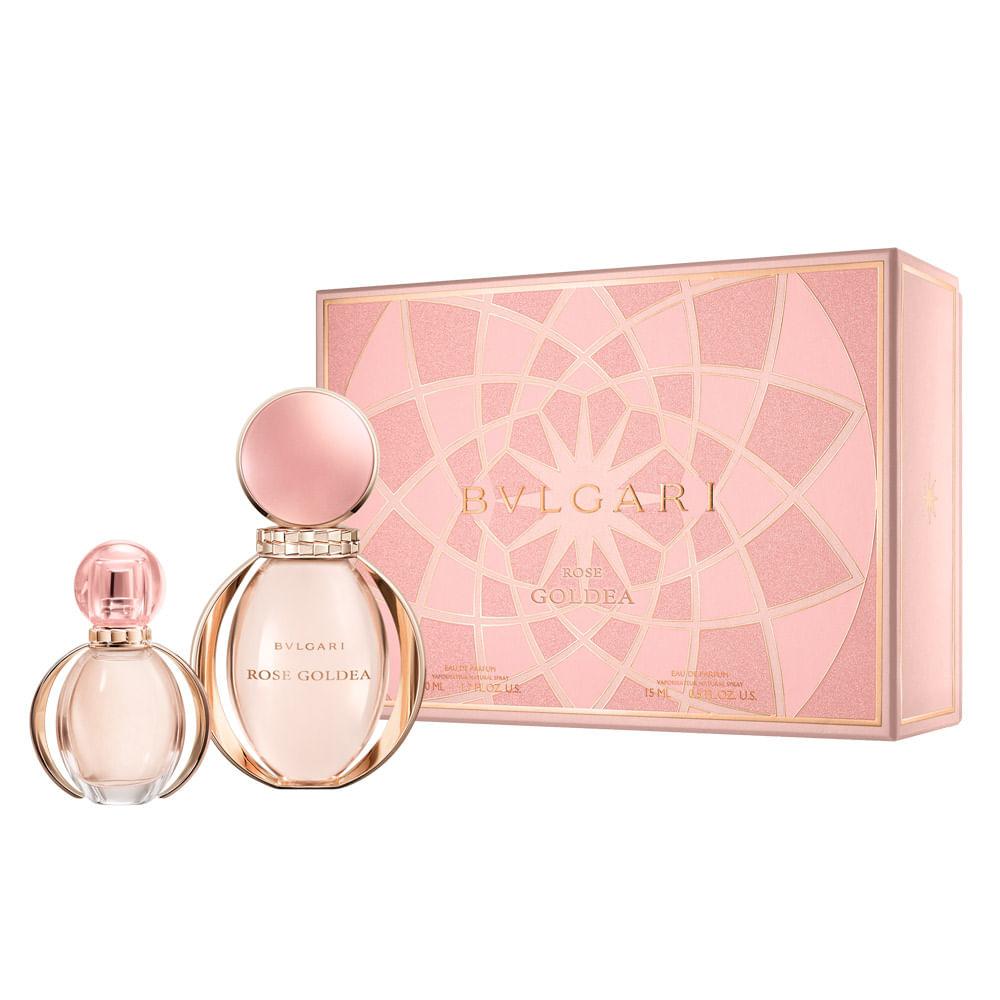 3486d63b20e Kit Bvlgari Rose Goldea Eau de Parfum Feminino - ShopLuxo