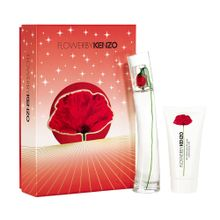 Kit-Flower-By-Kenzo-Eau-de-Parfum-Feminino---EDP-30-ml---Creamy-Body-Milk-50-ml