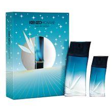 Kit-Kenzo-Homme-Eau-de-Parfum-Masculino---EDP-100-ml---Mini-EDP-30-ml