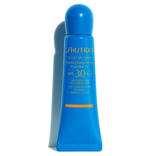 Hidratante-Labial-Shiseido-UV-Lip-Color-Splash-FPS-30---Nairobi-Orange---10-ml
