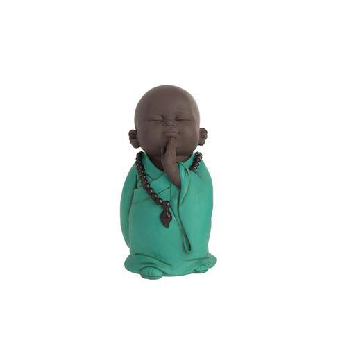 buda-1-Escultura-Buda-Funny-Verde-Sabedoria