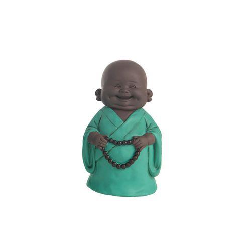 buda-3-Escultura-Buda-Funny-Verde-Alegria