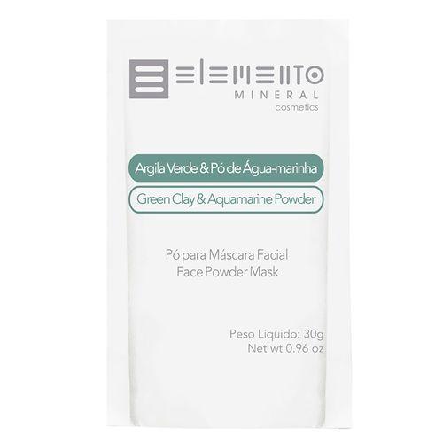 argila-verde-com-po-de-aguamarinha-elemento-mineral-mascara-facial-30g