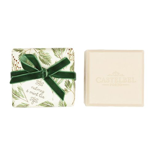 1-0057-CB-Xmas-Forest-Green-2x150g-Soap-Set