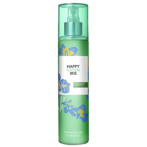 body-mist-benetton-happy-green-iris-feminino-236ml