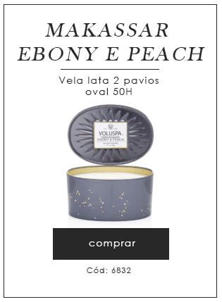 [Makassar Ebony e Peach]