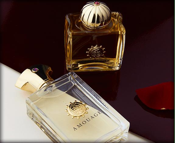 Luxury Lounge -  Amouage Luxury