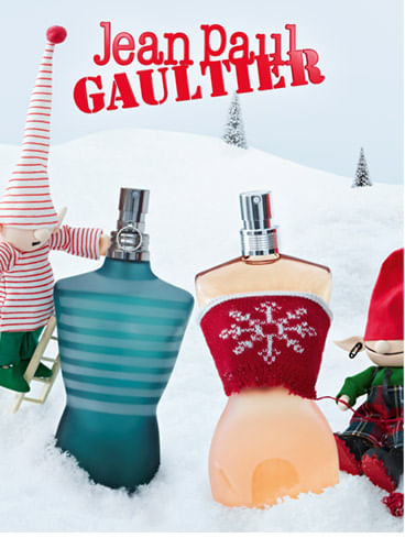 Banner Jean Paul Gaultier