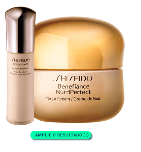 Night Emulsion Spf 15 e Day Cream spf 15
