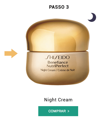 Antienvelhecimento Shiseido Benefiance Nutriperfect Night Cream
