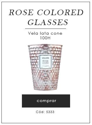 [Vela lata cone - Rose colored Glasses]