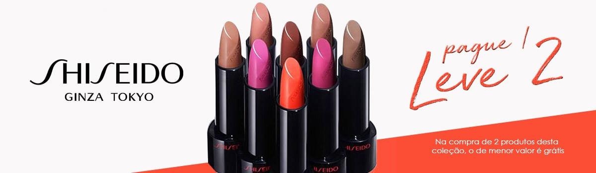 [Shiseido Pague 1 e Leve 2]