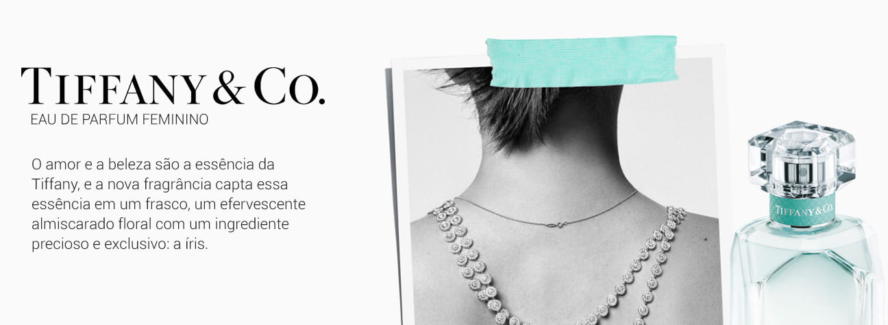 Tiffany co Eau de Parfum Feminino]