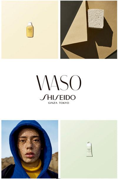 [Waso Shiseido Ginza Tokyo]