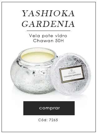 [Yashioka Gardenia Vela Pote - Voluspa]